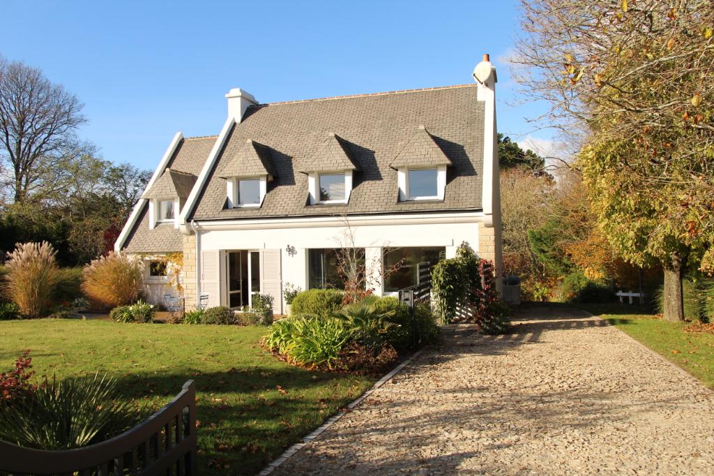 A vendre Maison à La Forêt-Fouesnant dans un cadre excep...