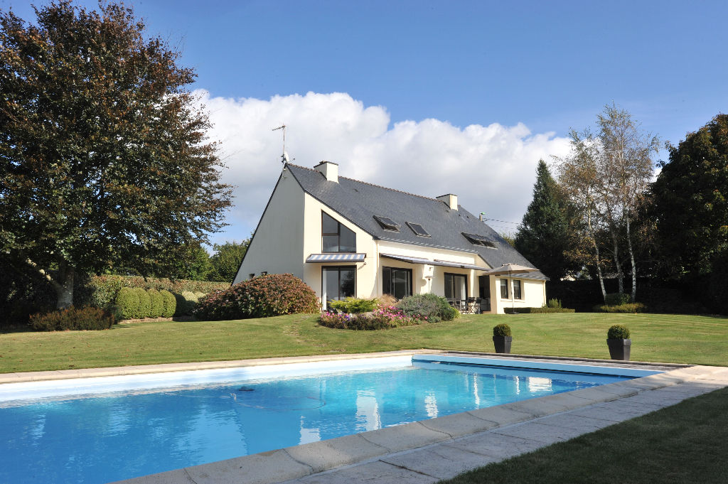 A vendre Maison La Forêt Fouesnant Propriété contempora...
