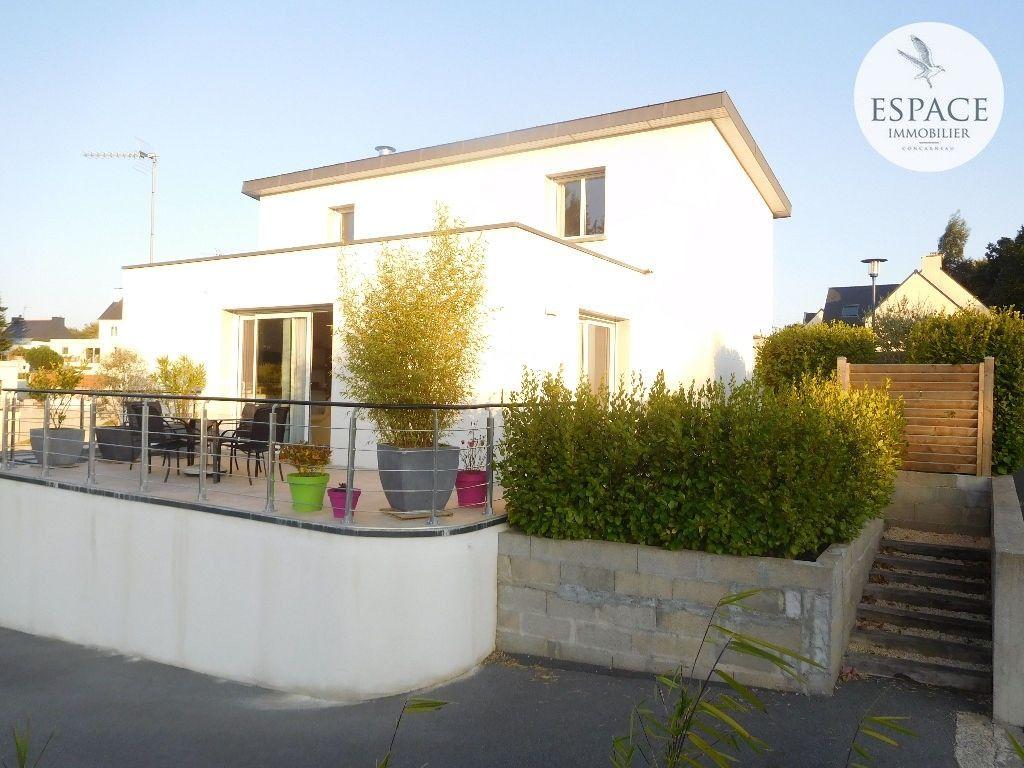 A vendre Concarneau maison de 114 m² proche centre-ville