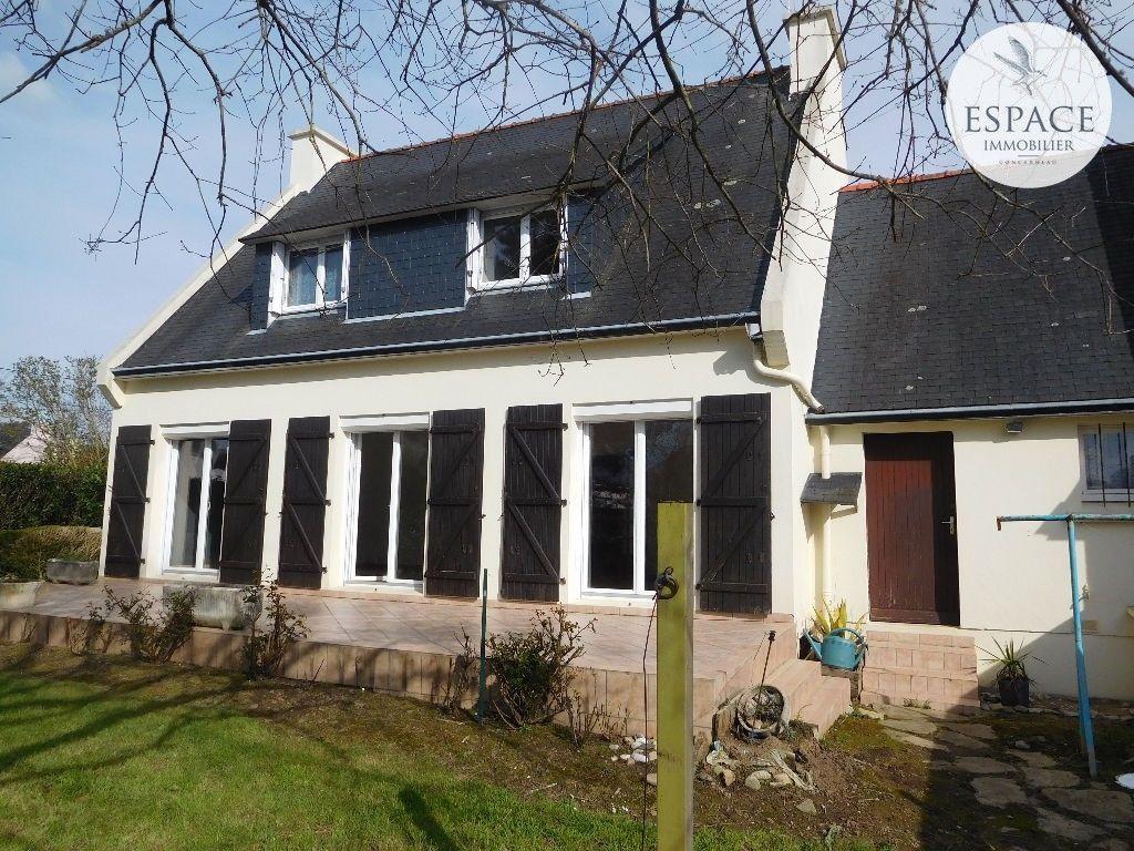 À vendre Maison Concarneau 112m²