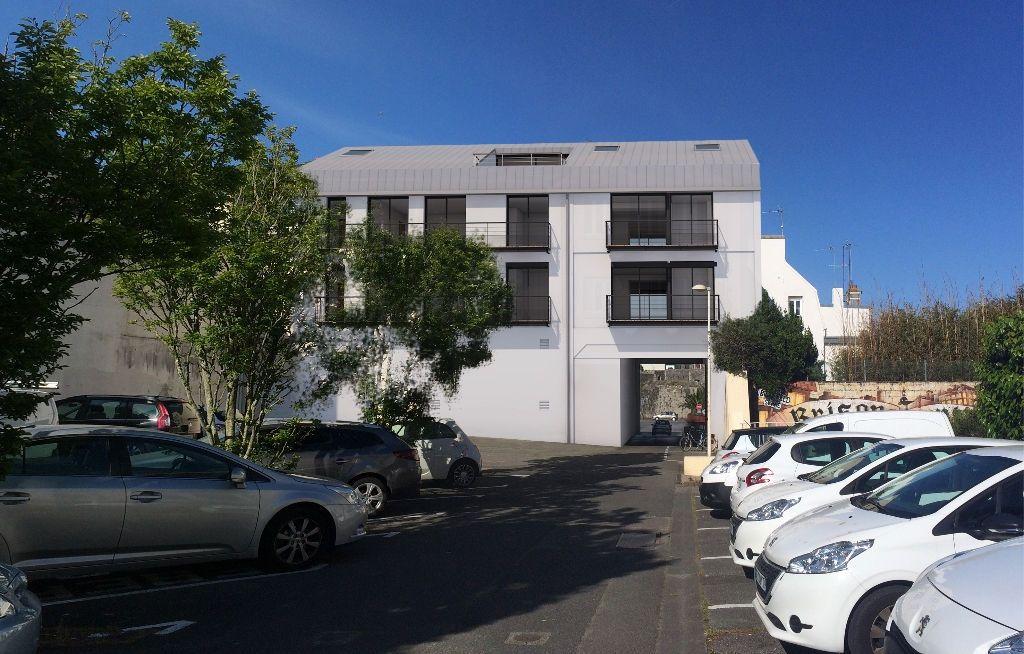 À vendre Concarneau Centre-ville Appartement T2 neuf Rés...