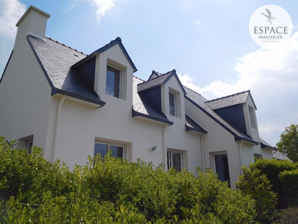 A vendre Maison vue mer 153 m² habitables Concarneau 6 pi...