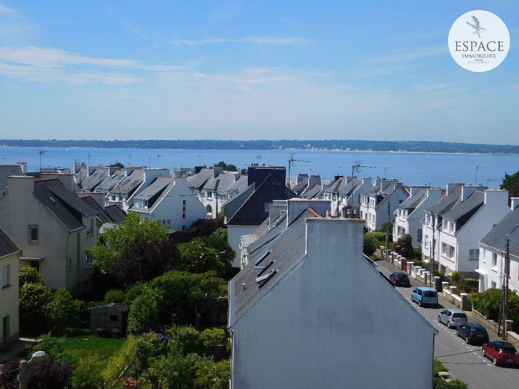 À vendre à Concarneau T3 centre-ville avec vue panoramiq...