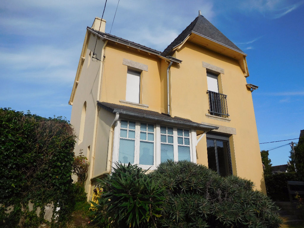A vendre Maison Concarneau quartier de la Corniche