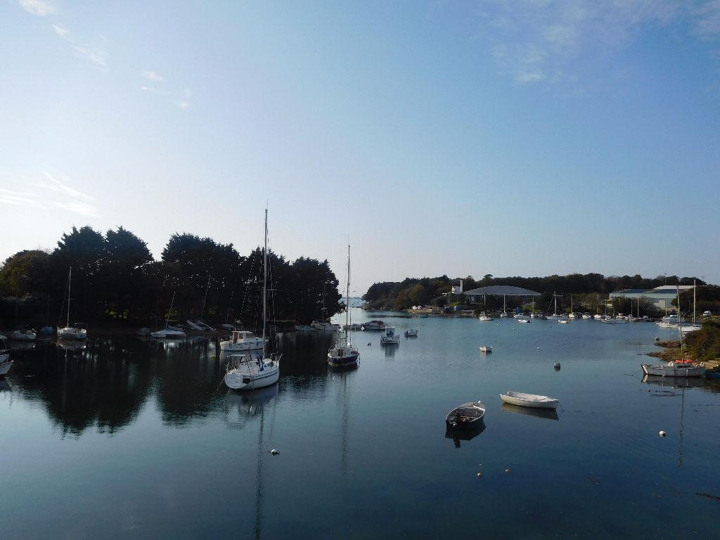 A vendre Maison Concarneau Face à un cadre maritime