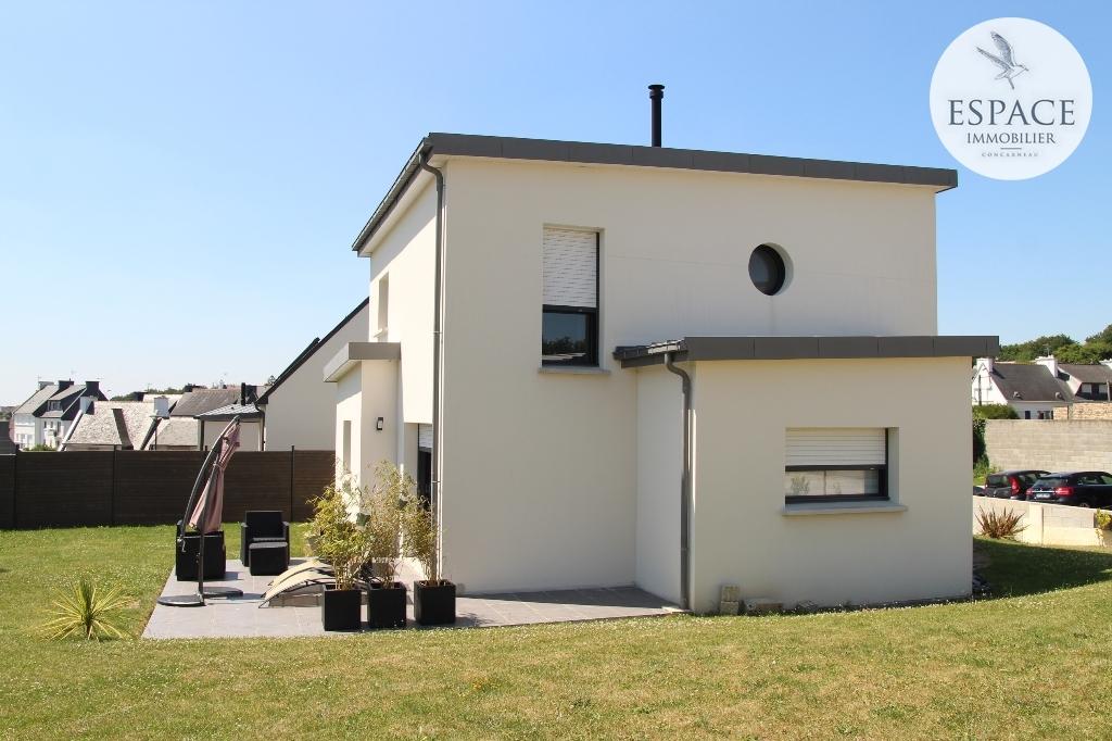 A vendre Concarneau Maison contemporaine centre-ville à p...