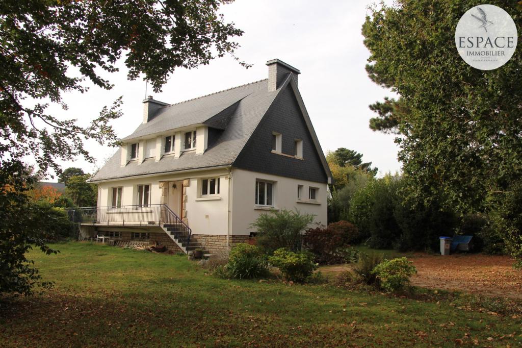 À vendre à Concarneau maison de  143 m²