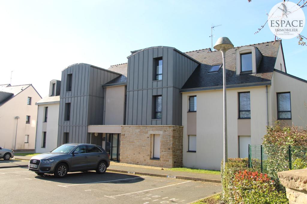 À vendre à Concarneau appartement d'environ 70 m² avec ...