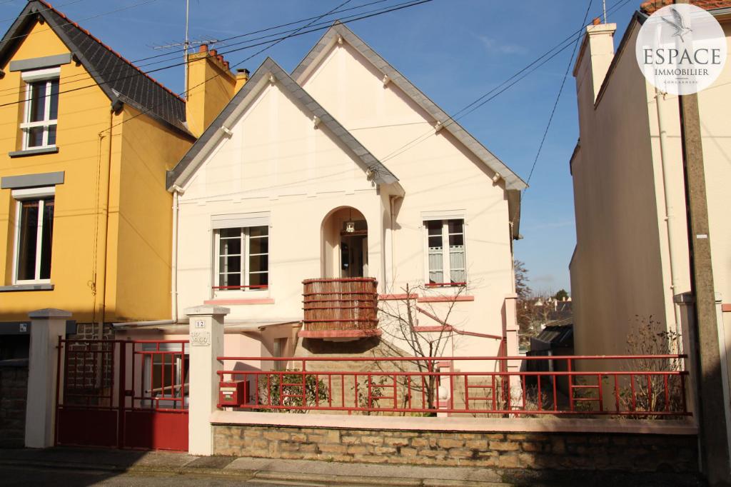 A vendre à Concarneau maison de charme Quartier de la Cor...