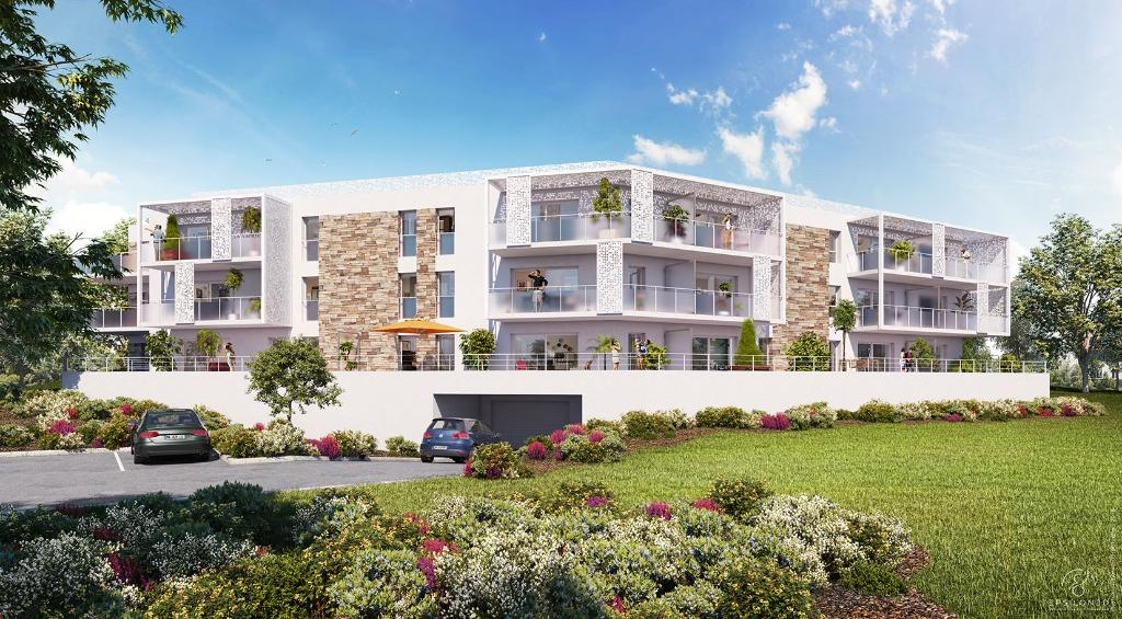 A vendre à Concarneau - Appartement Type 4 neuf  - Progra...