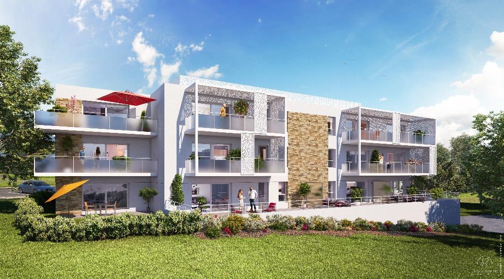 A vendre à Concarneau LA MISAINE - Appartement T3 neuf de...