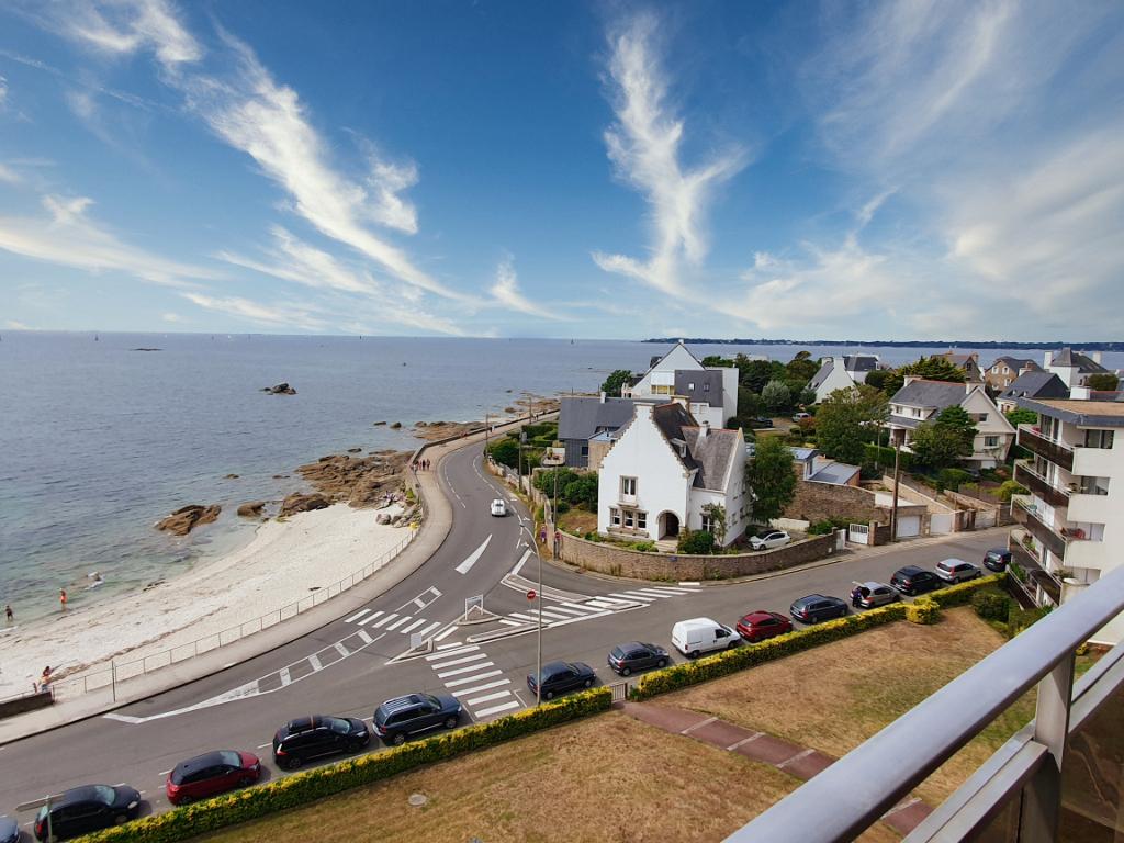A vendre à Concarneau appartement de 55.52 m² face à la...