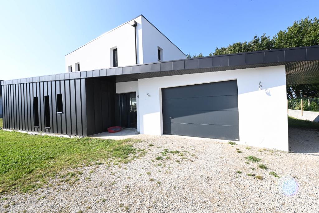 A vendre à Concarneau Le Cabellou maison contemporaine 4 ...